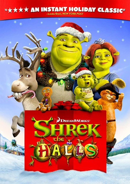 Shrek the Halls (2007) (1080p BDRip x265 10bit EAC3 5 1 - HxD) TAoE mkv