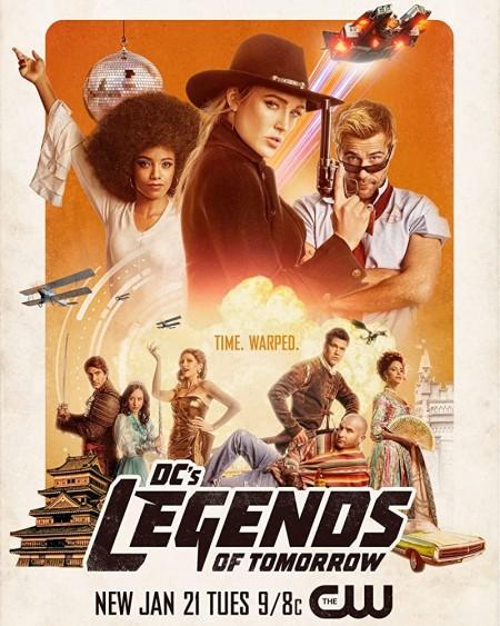 DCs Legends of Tomorrow S05E11 HDTV x264-SVA