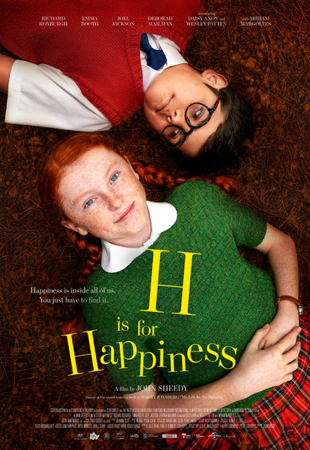 H Is For Happiness 2020 720p WEBRip 800MB x264-GalaxyRG