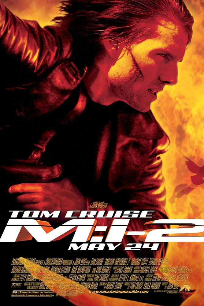 Mission Impossible II (2000) [720p] [BluRay] [YTS MX]