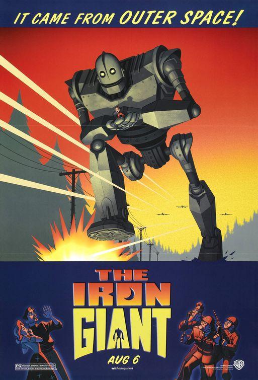 The Iron Giant (1999) [720p] [BluRay] [YTS MX]