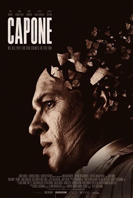 Capone (2020) HDRip XviD AC3  EVO