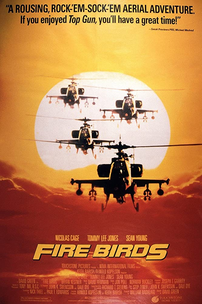 Fire Birds (1990) [720p] [BluRay] [YTS MX]