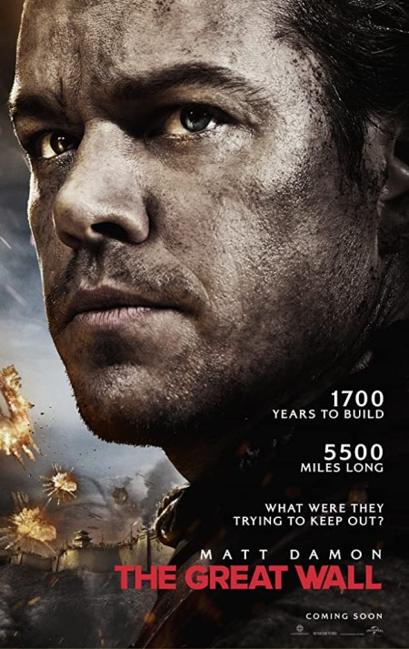 The Great Wall (2016)Mp-4 X264 Dvd-Rip 480p AACDSD