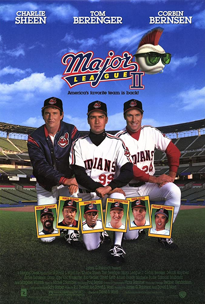 Major League II (1994) [720p] [WEBRip] [YTS MX]