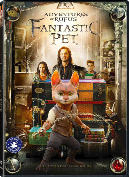 Adventures Of Rufus The Fantastic Pet 2020 HDRip XviD AC3-EVO