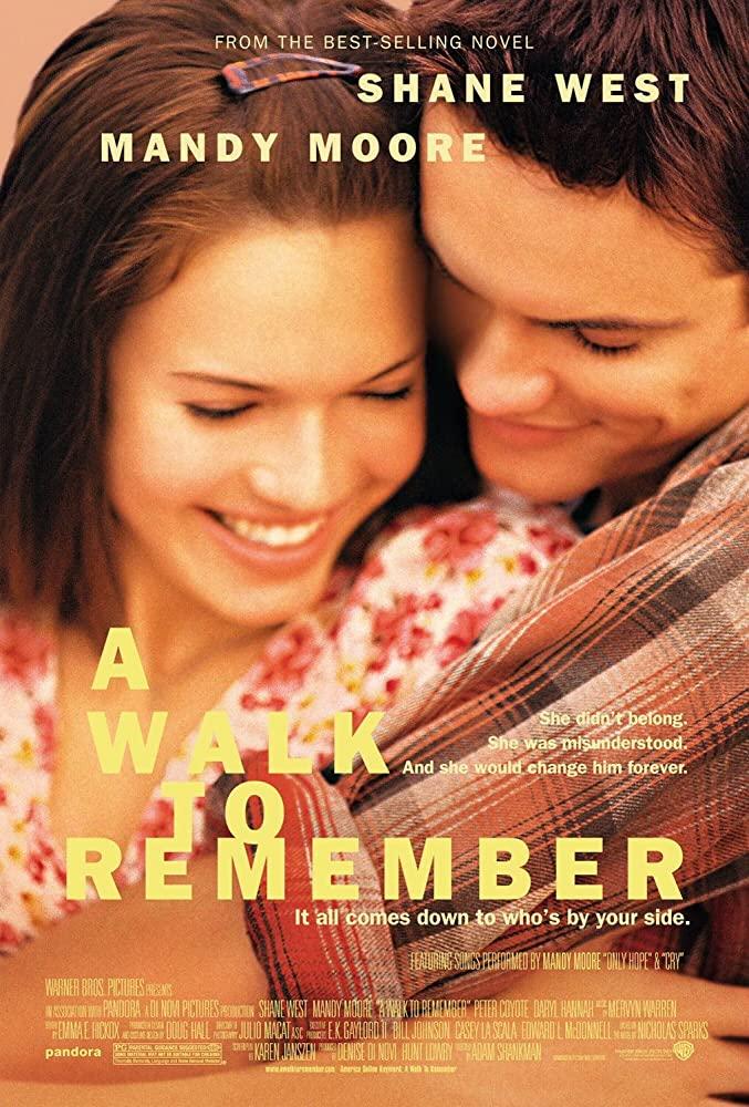 A Walk to Remember 2002 1080p BluRay x265-RARBG