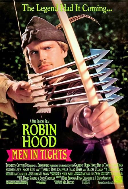 Robin Hood: Men in Tights (1993)Mp-4 X264 Dvd-Rip 480p AACDSD