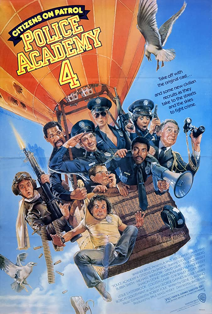 Police Academy 4 Citizens on Patrol (1987) [720p] [BluRay] [YTS MX]