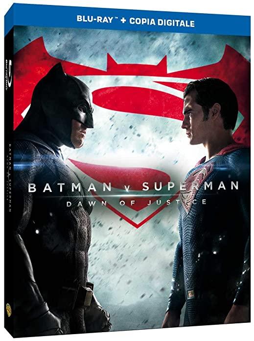 Batman vs Superman (2016) 720p BRRip x264-HashMiner