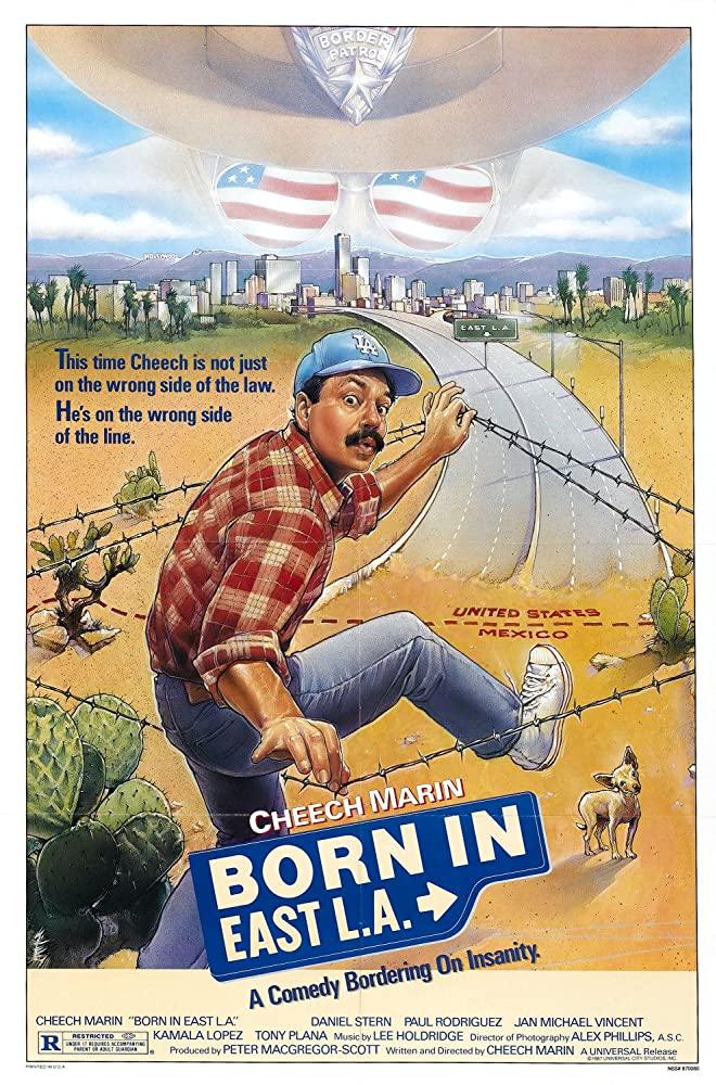 Born in East L A (1987) [720p] [BluRay] [YTS MX]