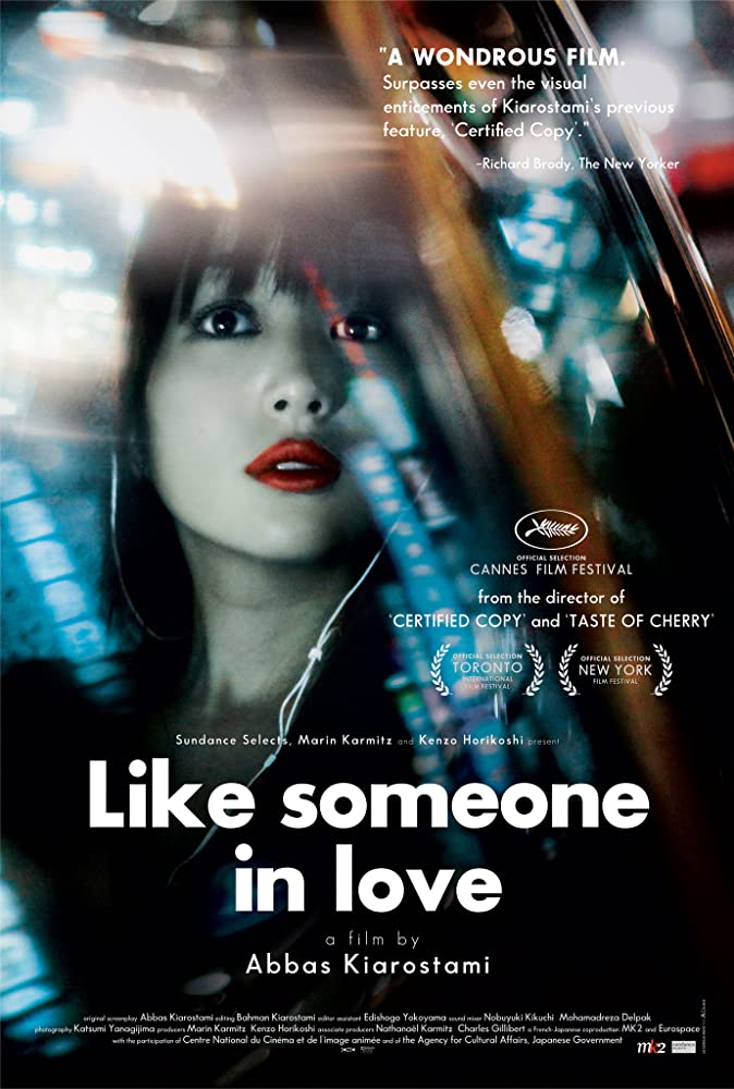 Like Someone in Love 2012 [720p] [BluRay] YIFY
