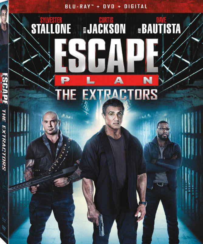 Escape Plan The Extractors (2019) [720p] [BluRay] [YTS MX]