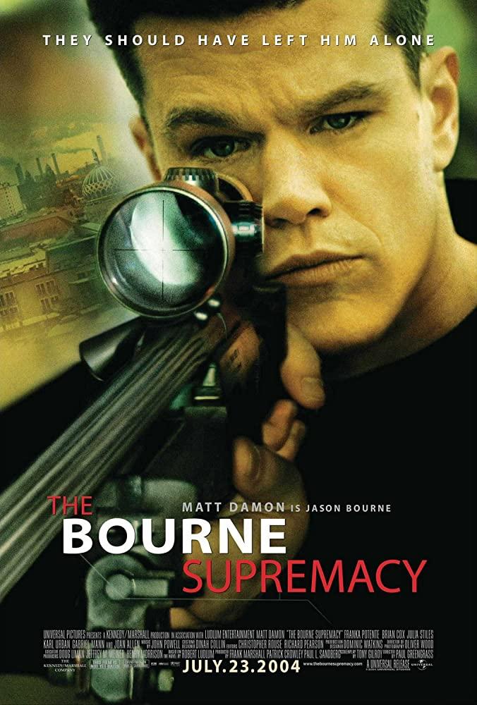 The Bourne Supremacy 2004 BRRip XviD B4ND1T69