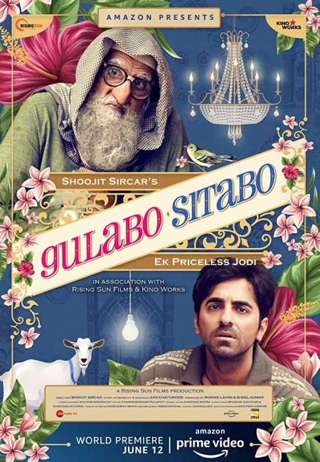 Gulabo Sitabo (2020) Hindi 1080p AMZN WEBRip 10bit DD 5.1 MSubs x265 - LOKiHD - Telly