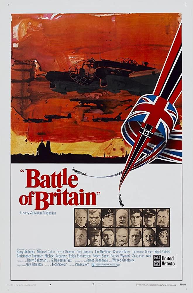 Battle of Britain (1969) [720p] [BluRay] [YTS MX]