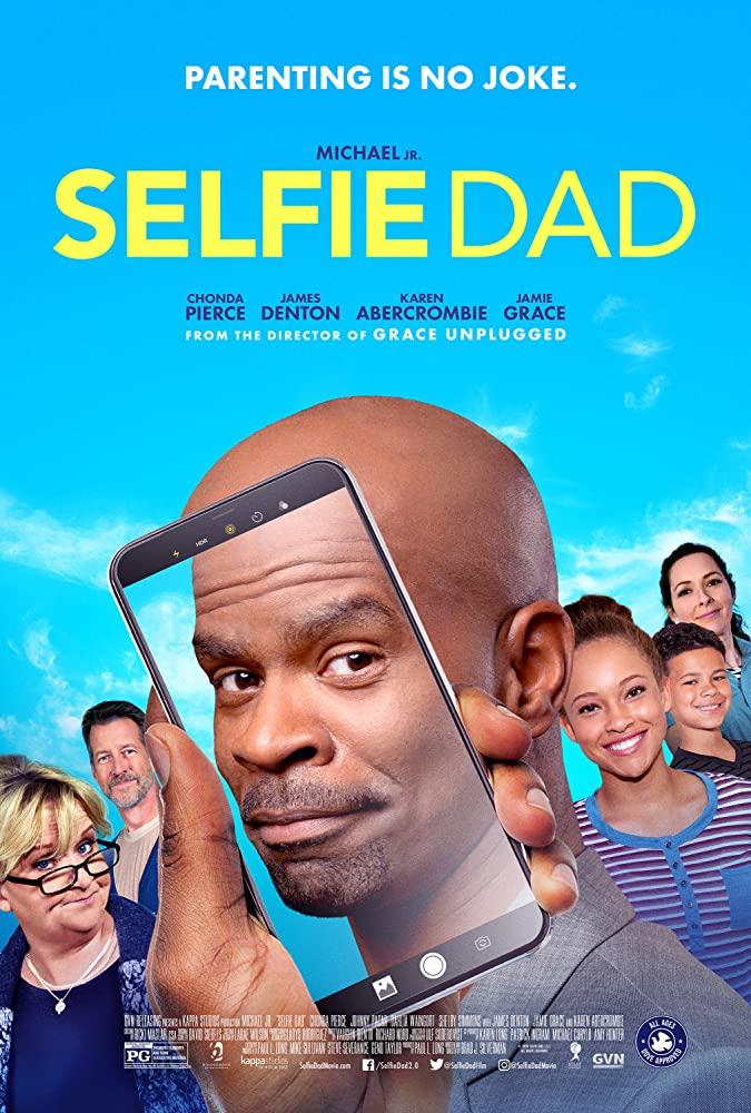 Selfie Dad 2020 HDRip XviD AC3-EVO[TGx]
