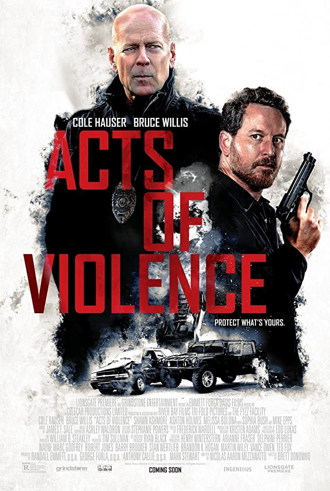 Acts of Violence (2018) [1080p] [BluRay] [YTS MX]