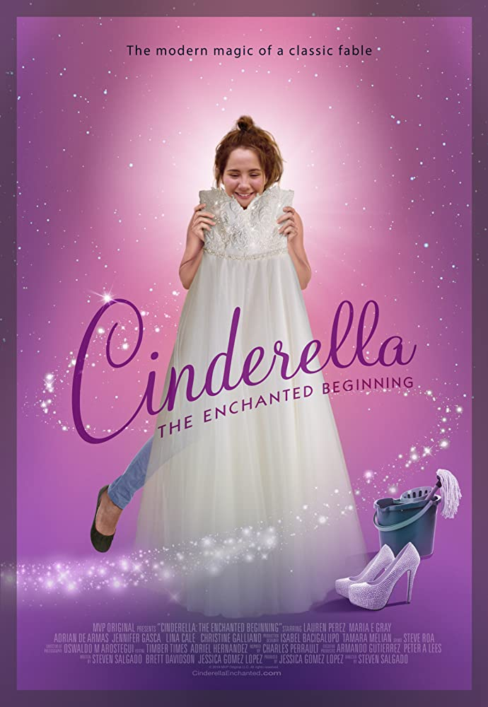 Cinderella The Enchanted Beginning (2018) [720p] [WEBRip] [YTS MX]