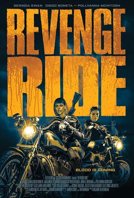 Revenge Ride 2020 HDRip XviD AC3-EVO