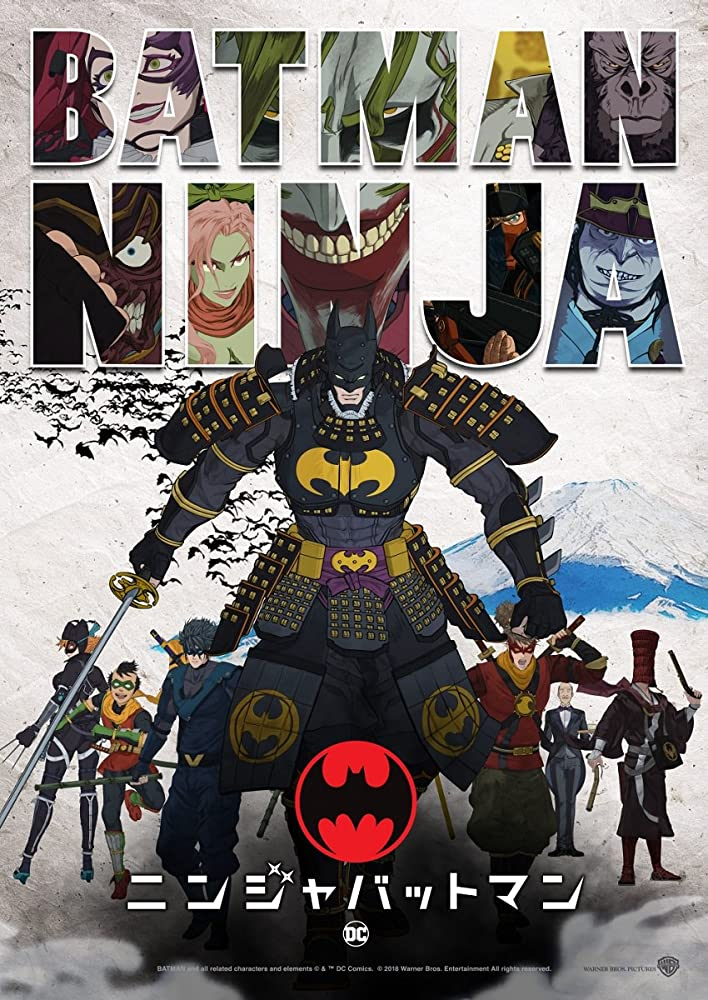 Batman Ninja (2018) [720p] [BluRay] [YTS MX]