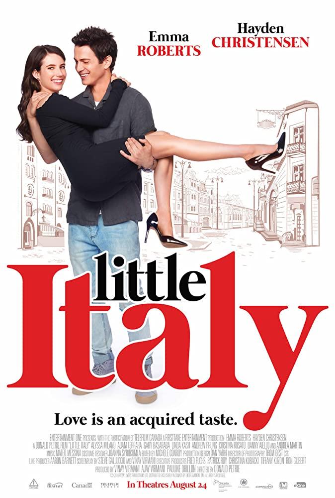 Little Italy (2018) [720p] [BluRay] [YTS MX]