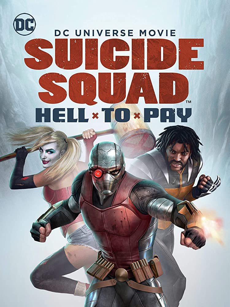 Suicide Squad Hell to Pay (2018) [720p] [BluRay] [YTS MX]