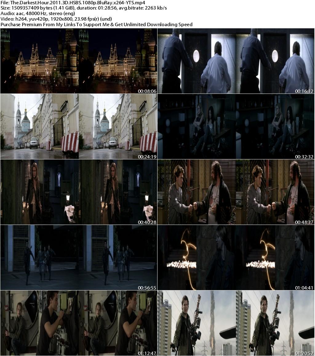 The Darkest Hour (2011) 3D HSBS 1080p BluRay x264-YTS