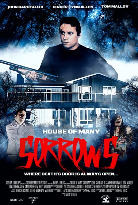 House of Many Sorrows 2020 720p WEBRip 800MB x264-GalaxyRG