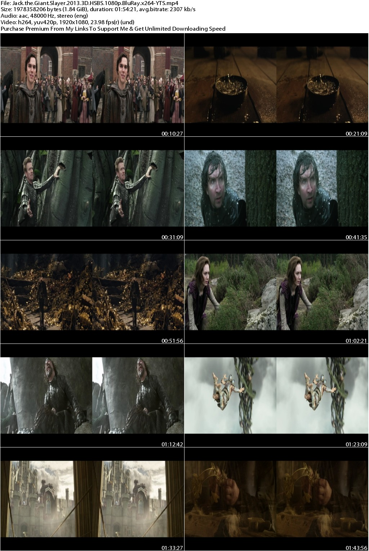 Jack the Giant Slayer (2013) 3D HSBS 1080p BluRay x264-YTS