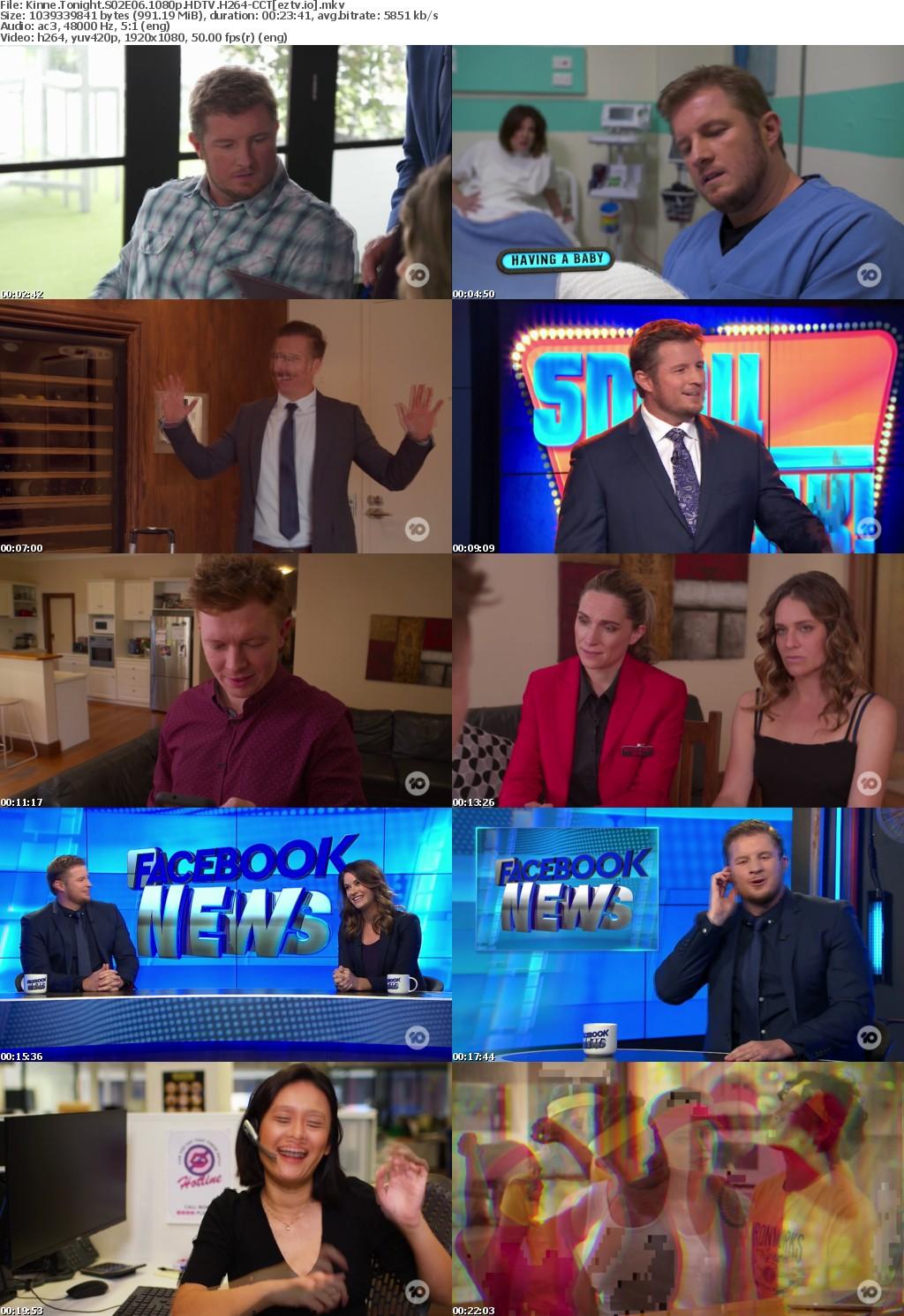 Kinne Tonight S02E06 1080p HDTV H264-CCT
