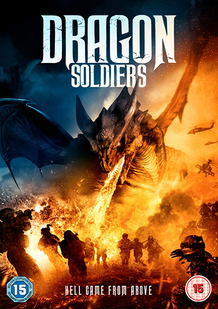 Dragon Soldiers 2020 720p BluRay 800MB x264-GalaxyRG