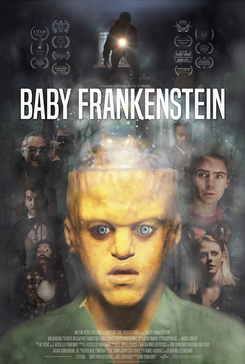 Baby Frankenstein 2020 HDRip XviD AC3-EVO