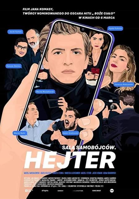 The Hater 2020 BDRip x264-SPRiNTER