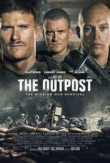 The Outpost (2020) English 720p AMZN Web-DL x264 950MB ESubs-DLW