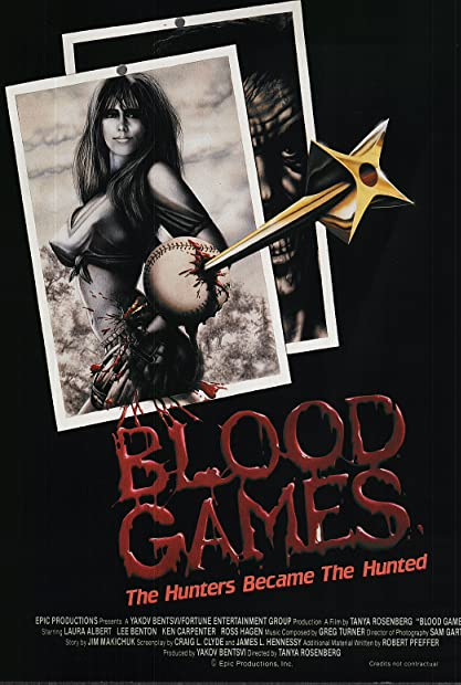 Blood Games 1990 REMASTERED BDRiP x264-CREEPSHOW