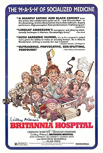Britannia Hospital 1982 [720p] [BluRay] YIFY
