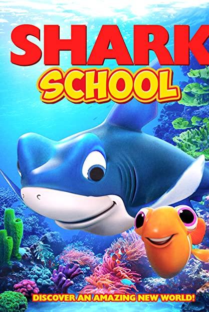 Shark School 2020 720p WEBRip 800MB x264-GalaxyRG