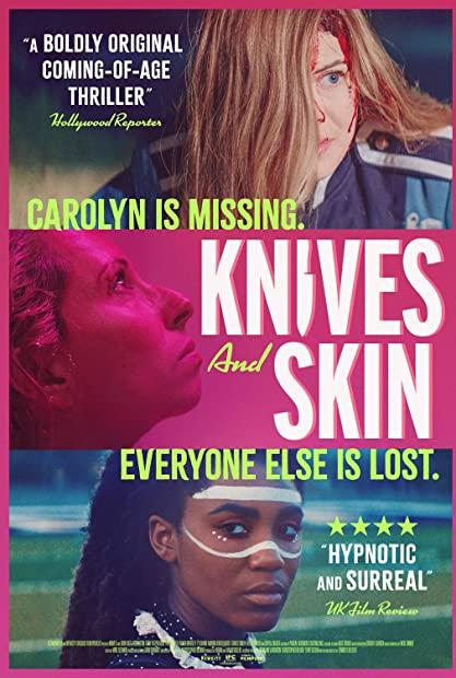 Knives And Skin 2019 BRRip XviD AC3-EVO