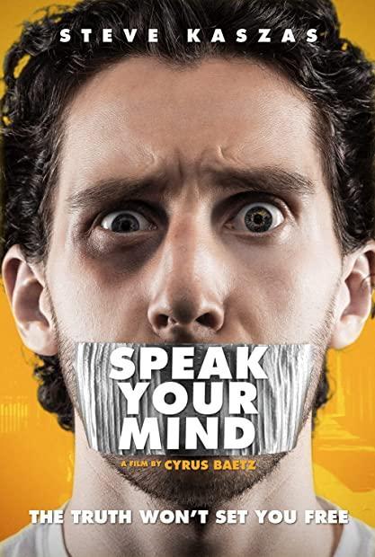 Speak Your Mind 2020 HDRip XviD AC3-EVO