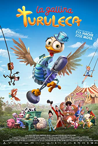 Turu the Wacky Hen 2019 SPANISH WEBRip x264-VXT