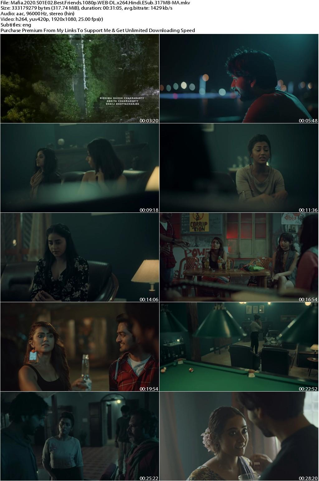 Mafia 2020 S01 Complete Hindi 1080p WEB-DL x264 ESub 2.63GB-MA