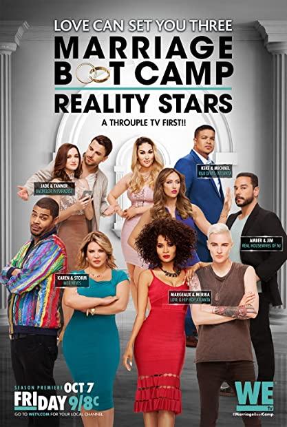 Marriage Boot Camp Reality Stars S17E02 Hip Hop Edition Drama Said Knock You Out HDTV x264-CRiMSON