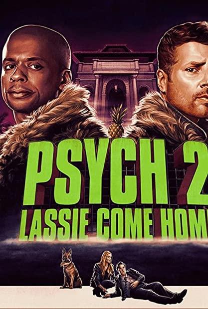 Psych 2 Lassie Come Home 2020 1080p WEBRip 1400MB DD5 1 x264-GalaxyRG