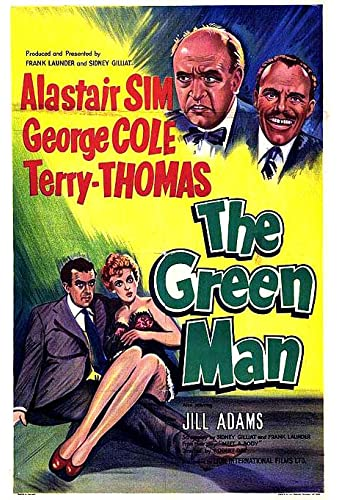 The Green Man 1956 [720p] [BluRay] YIFY