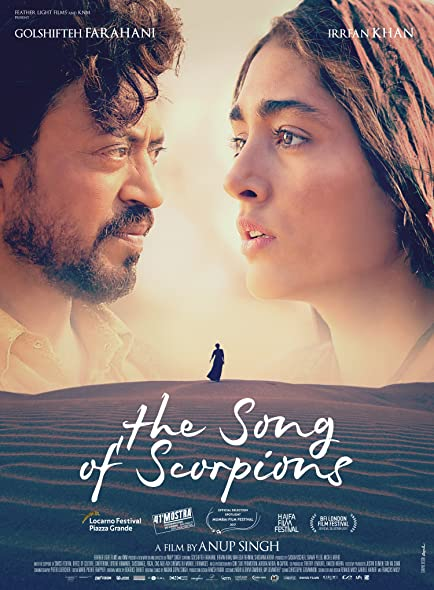 The Song of Scorpions (2020) Hindi 720p HDRip x264-DLW