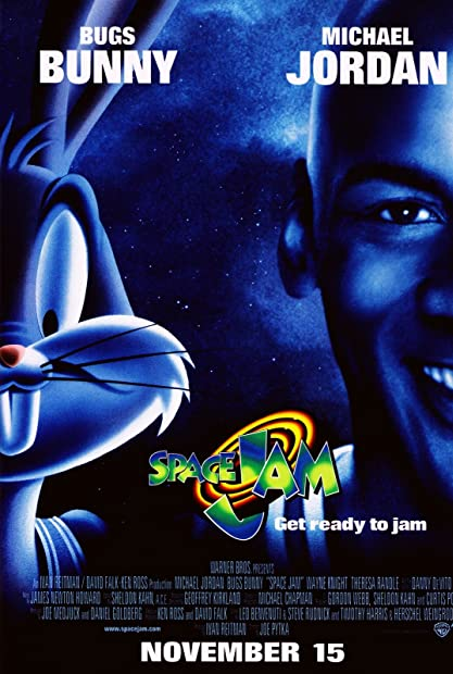 Space Jam 1996 720p BluRay 999MB HQ x265 10bit-GalaxyRG