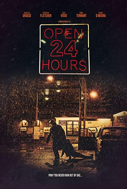 Open 24 Hours 2020 720p WEBRip 800MB x264-GalaxyRG