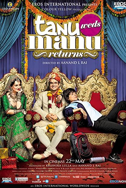 Tanu Weds Manu Returns 2015 Hindi 1080p BluRay x264 DD 5 1 MSubs - LOKiHD - ...