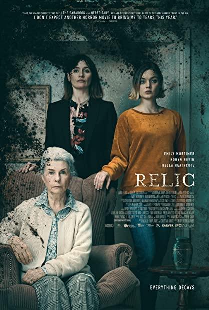 Relic (2020) 720p HDRip Hindi-Dub Dual-Audio x264 - 1XBET